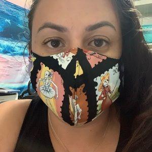 3/$15 Calavera Lotería Face Mask